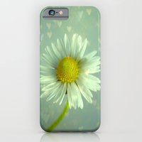 iPhone & iPod Case featuring Daisy Love - Flower by ALLY COXON