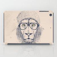 Cool Lion iPad Case