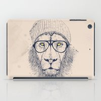 Cool Lion iPad Case