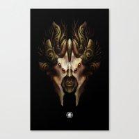 Xenos - Visionary Canvas Print