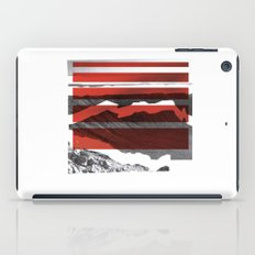 Red Terrain iPad Case