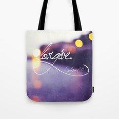 Forgive Tote Bag