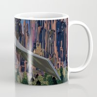 Cutting … Mug