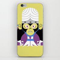 Mojo Jojo iPhone & iPod Skin