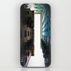 Alley Up iPhone & iPod Skin