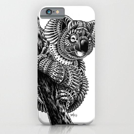 Ornate Koala iPhone & iPod Case