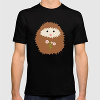Hedgie in Spring Mens Fitted Tee Black SMALL
