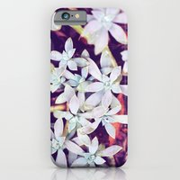 iPhone & iPod Case featuring Crystal Cluster by Purdypowny