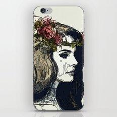 Lana ART iPhone & iPod Skin