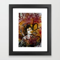 Dionysus Framed Art Print