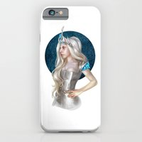 iPhone & iPod Case featuring Ice Queen  by Annike