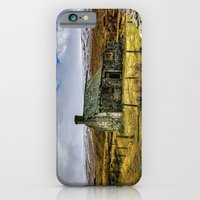 Derilict in the Yorks Dales iPhone 6 Slim Case