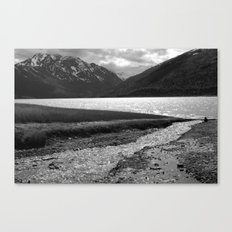 Eklutna Lake II Canvas Print