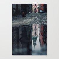 Task Canvas Print