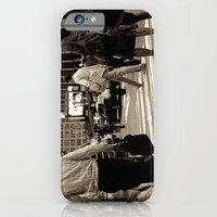 iPhone & iPod Case featuring New York City _Rush hour by Villaraco