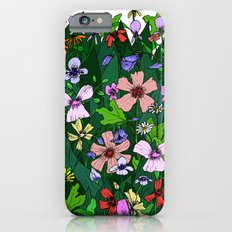 Wildflowers iPhone 6s Slim Case