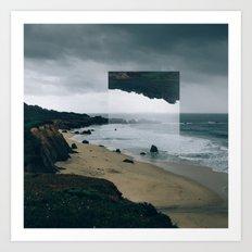 The Tide (I am).  Art Print