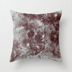 SKULL#03 Throw Pillow