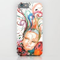 """iPhone & iPod Case featuring """"Be You"""" by Leonardo Huatuco"""