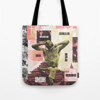 Prince Yama Appears Cour… Tote Bag