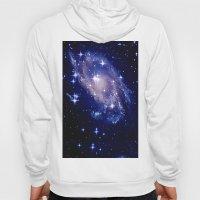 Galaxy deep in space. Hoody
