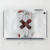 Cross my heart and hope .... iPad Case