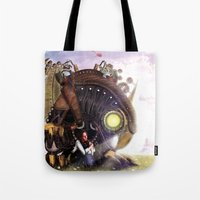 Bioshock Infinite: The S… Tote Bag
