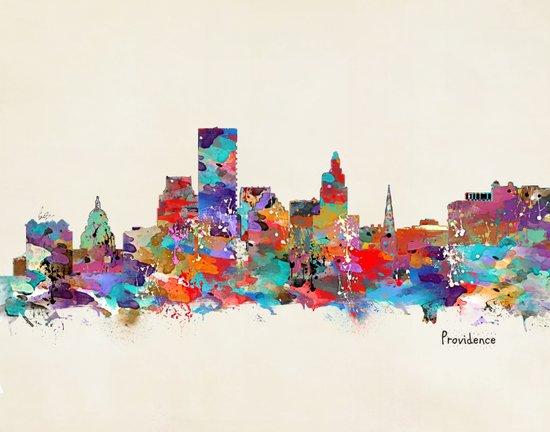 Providence Rhode Island Art Print