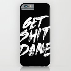 Motivational iPhone 6 Slim Case
