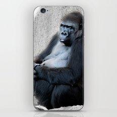 Gorilla Print iPhone & iPod Skin