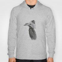 Fancy Hornbill Hoody