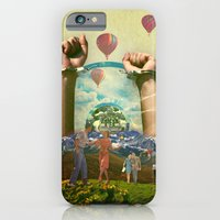 iPhone & iPod Case featuring Unbound by Ryan Haran
