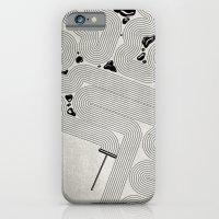 iPhone Cases featuring Zen Garden. by Matt Leyen
