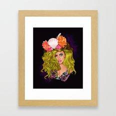 Roseland Venus Framed Art Print
