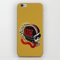 Can't Slow Down iPhone & iPod Skin
