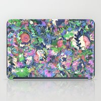 Flower Explosion iPad Case