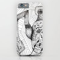 Screaming Face iPhone 6 Slim Case