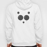 Panda Balloon  Hoody