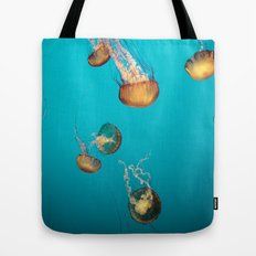 Magical Medusas Tote Bag