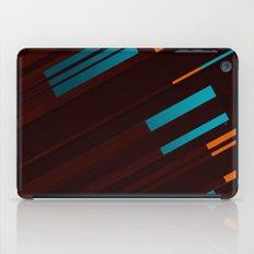 Canopus Blue Orange iPad Case