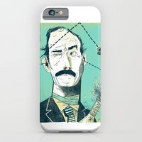 iPhone & iPod Case featuring John Cleese by Dushan Milic