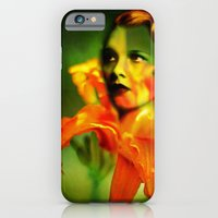 iPhone & iPod Case featuring Cordelia by Rebecca A Sherman