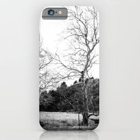 iPhone & iPod Case featuring Lonely Tree by Aaron Mallory