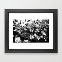 Sunspots 2 Framed Art Print
