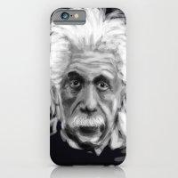 Speed Portraits: Einstein iPhone 6 Slim Case