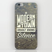 The Modern Town iPhone & iPod Skin