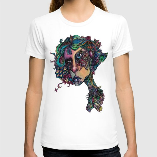 All in The Colors T-shirt