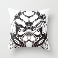Mass Effect. Garrus Vaka… Throw Pillow