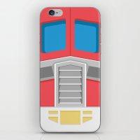 Minimal Prime iPhone & iPod Skin