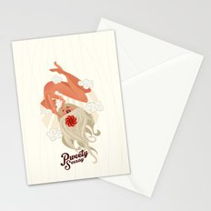 Birth of a Goddess Stationery Cards